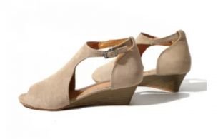 Chaussures Wedge Femme