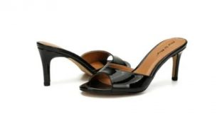 Chaussures confortable mules femme